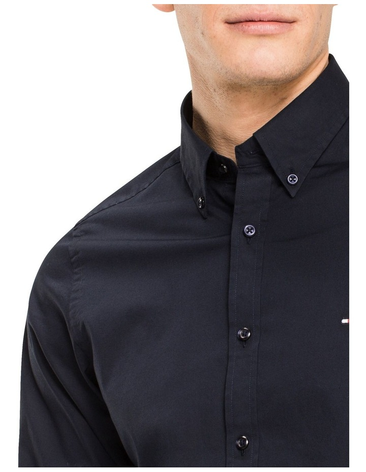 Core Stretch Slim Poplin Long Sleeve Shirt image 3