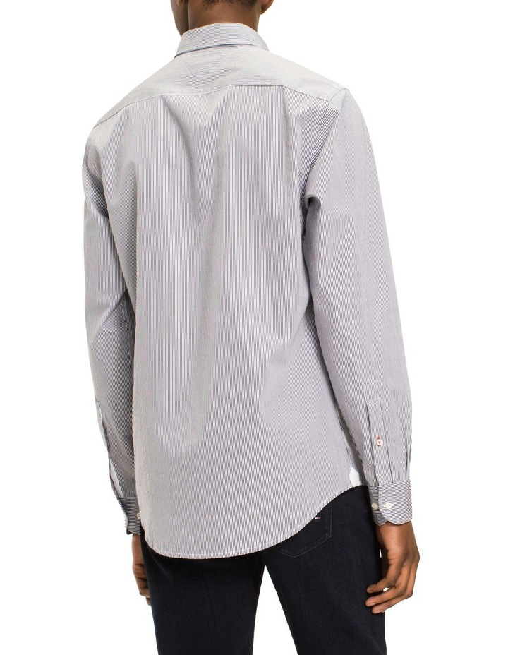 Core Stripe Long Sleeve Shirt image 2