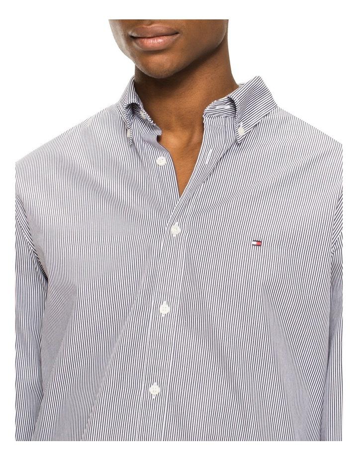 Core Stripe Long Sleeve Shirt image 3