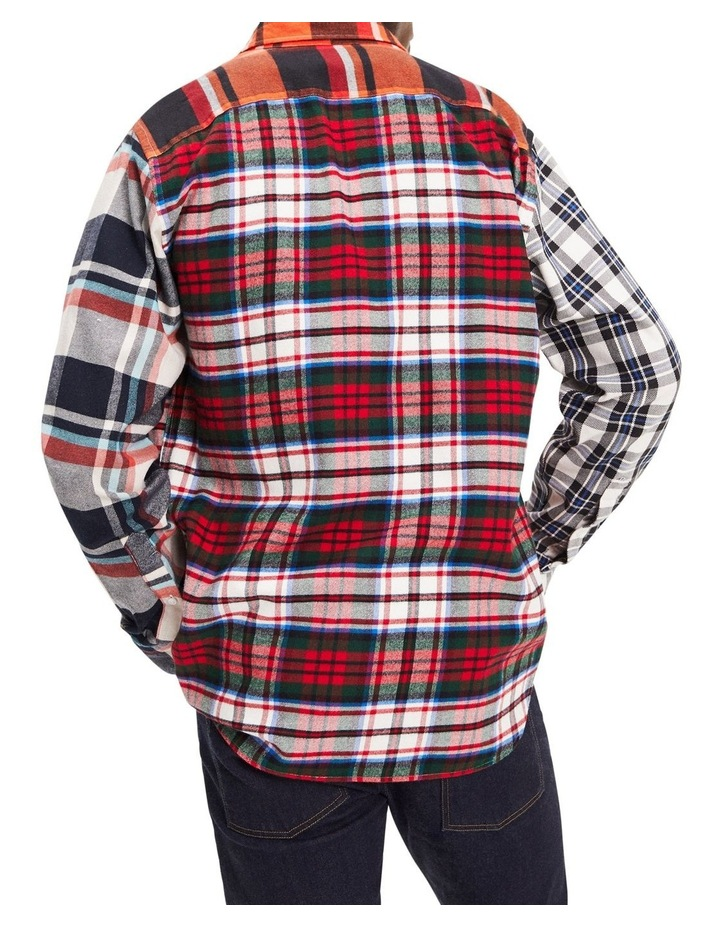 Lewis Hamilton Mixed Check Shirt image 2