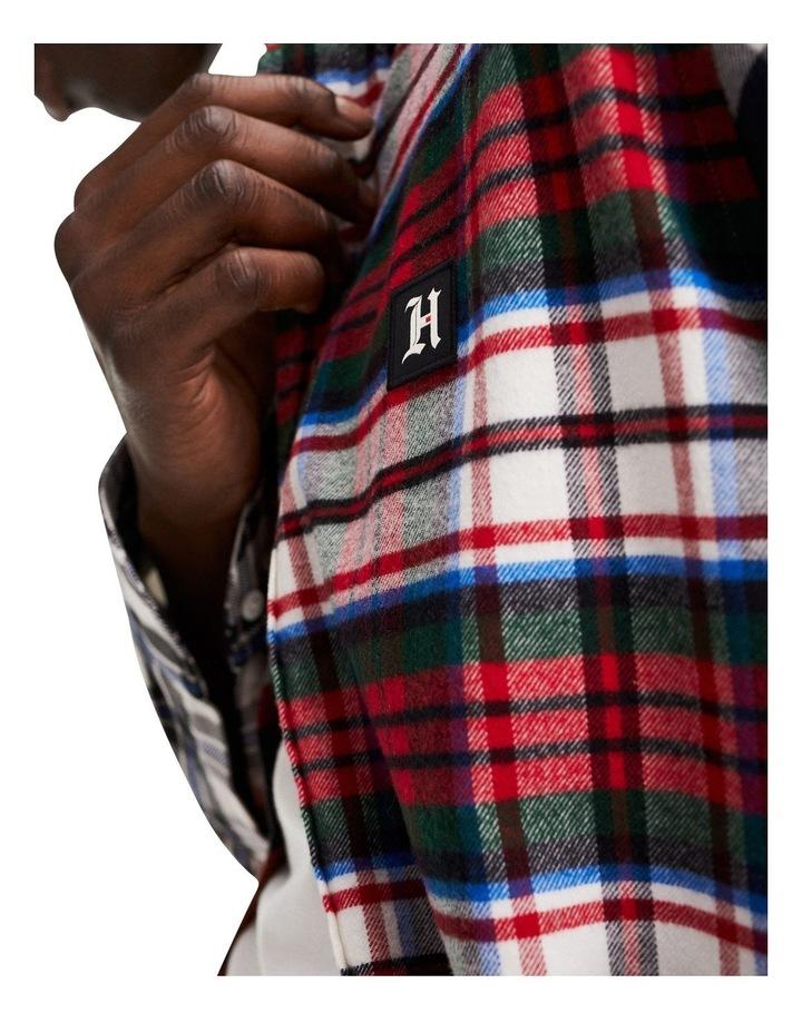Lewis Hamilton Mixed Check Shirt image 3