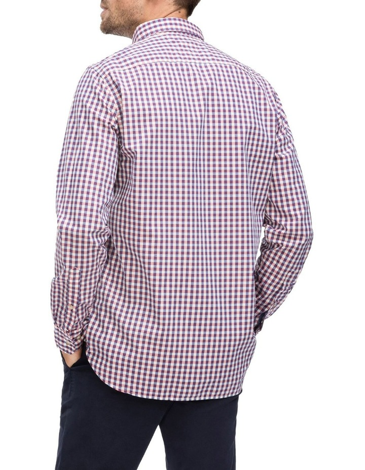 WCC Multi Gingham Long Sleeve Shirt image 2
