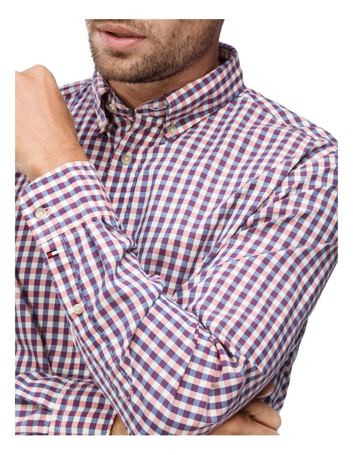 WCC Multi Gingham Long Sleeve Shirt image 3