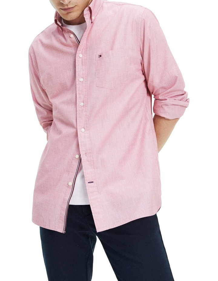 Fil A Fil Long Sleeve Shirt image 1