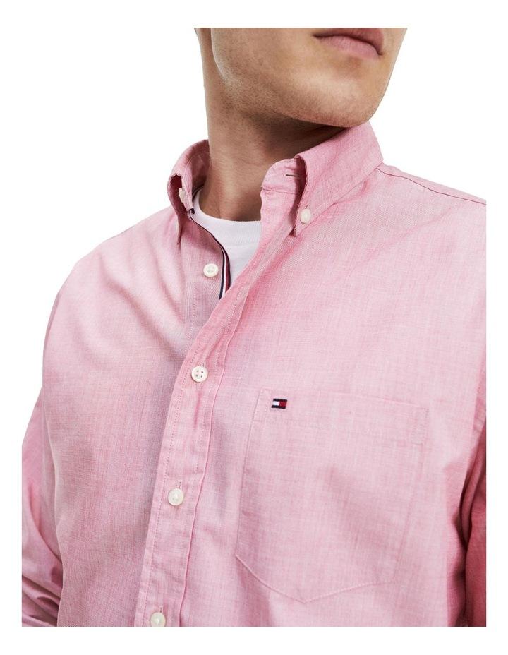 Fil A Fil Long Sleeve Shirt image 3