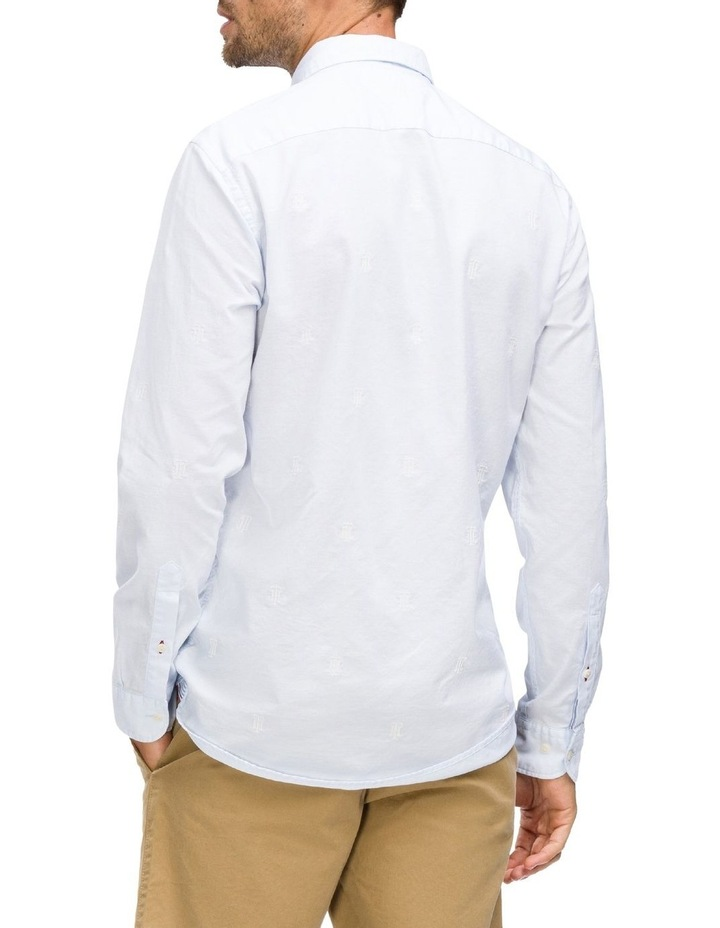 WCC Allover Embroidery Long Sleeve Shirt image 2