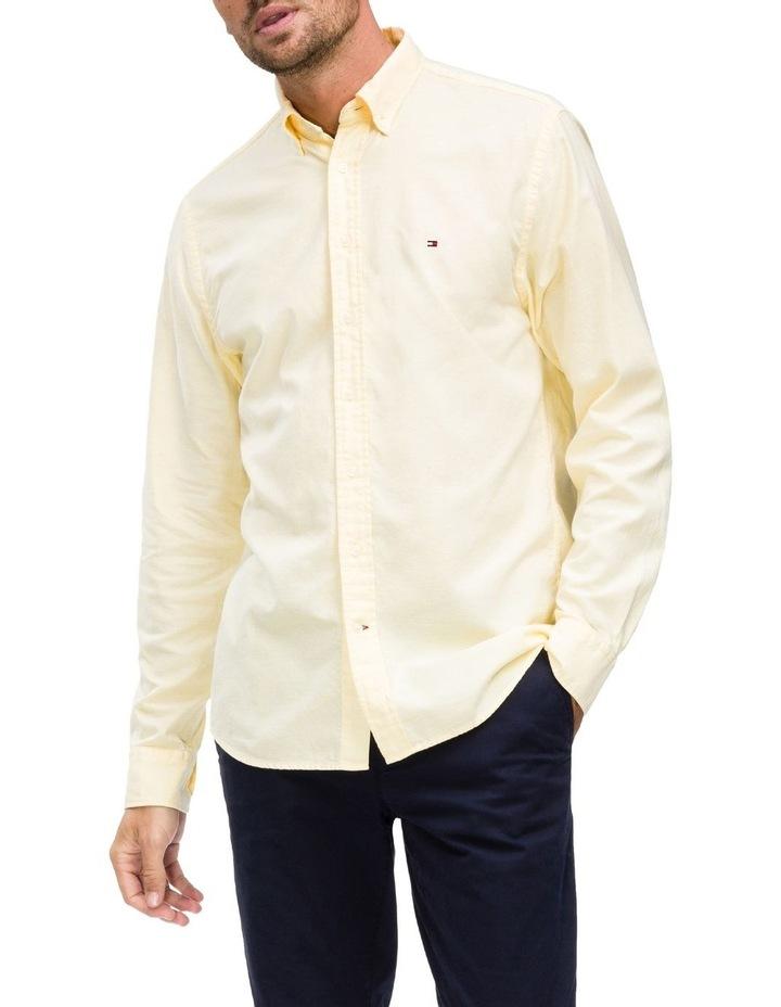 WCC Light Oxford Long Sleeve Shirt image 1