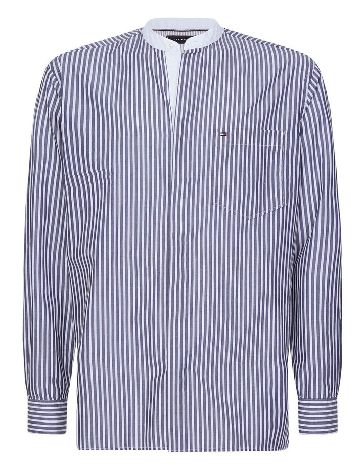 Stripe Relaxed Fit Shirt image 2