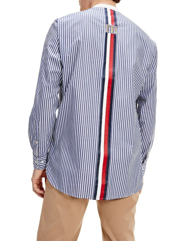 Stripe Relaxed Fit Shirt image 3