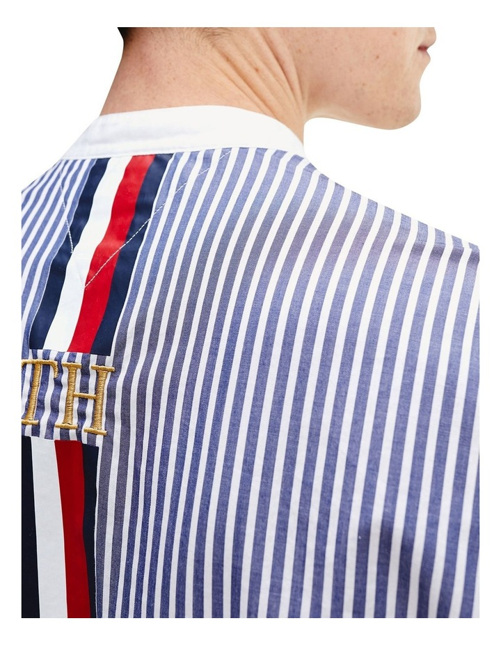 Stripe Relaxed Fit Shirt image 4