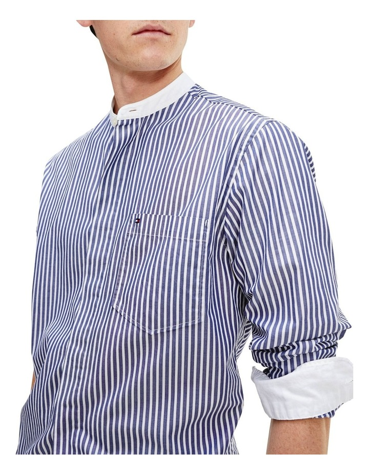 Stripe Relaxed Fit Shirt image 5
