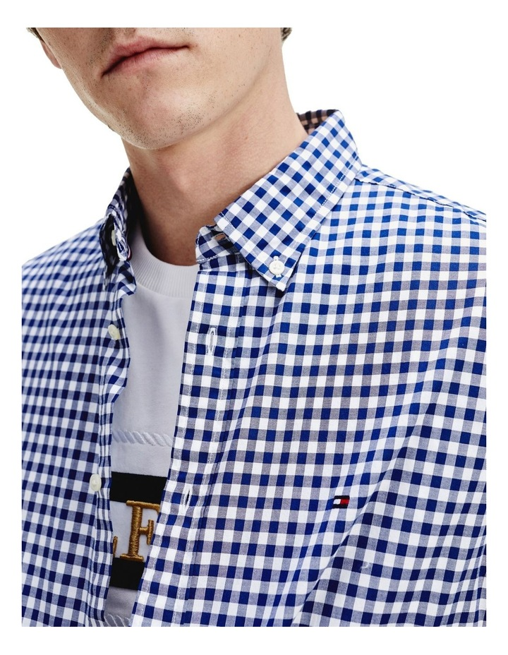 Gingham Check Slim Fit Shirt image 2