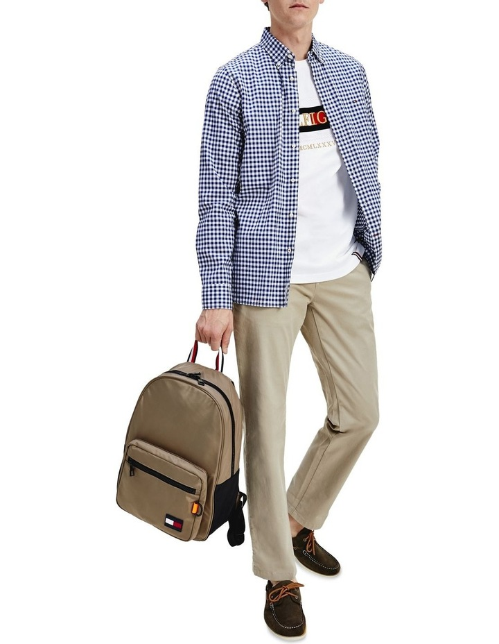 Gingham Check Slim Fit Shirt image 3