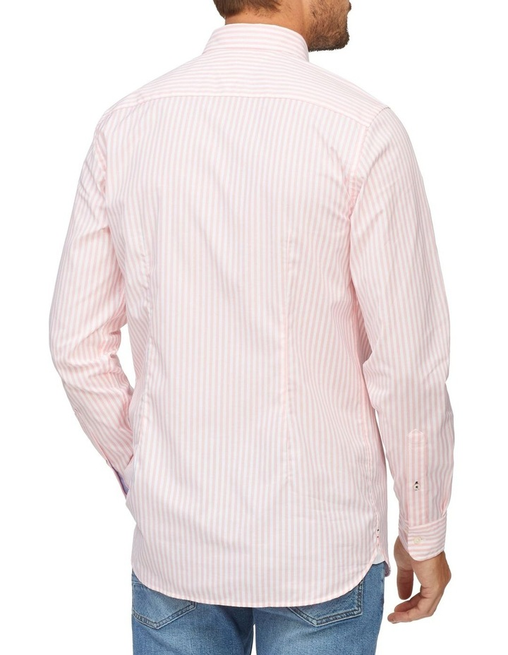 Stripe Soft Touch Slim Fit Shirt image 3