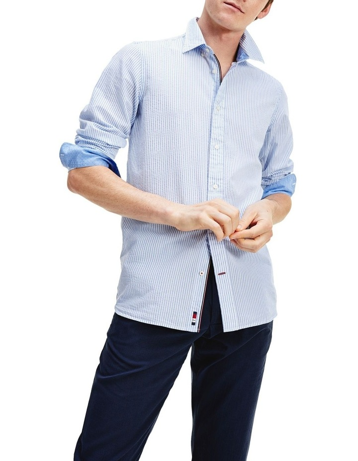 Stripe Slim Fit Shirt image 2