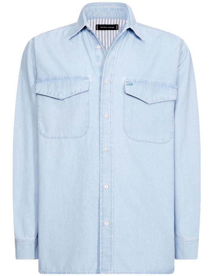 Pocket Organic Cotton Shirt image 1