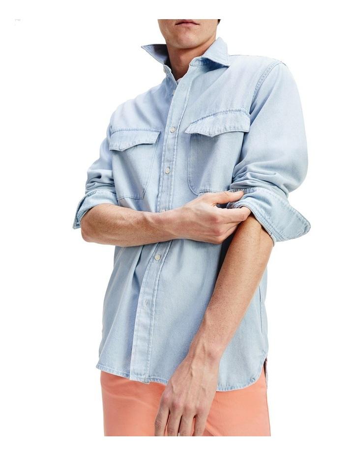 Pocket Organic Cotton Shirt image 5