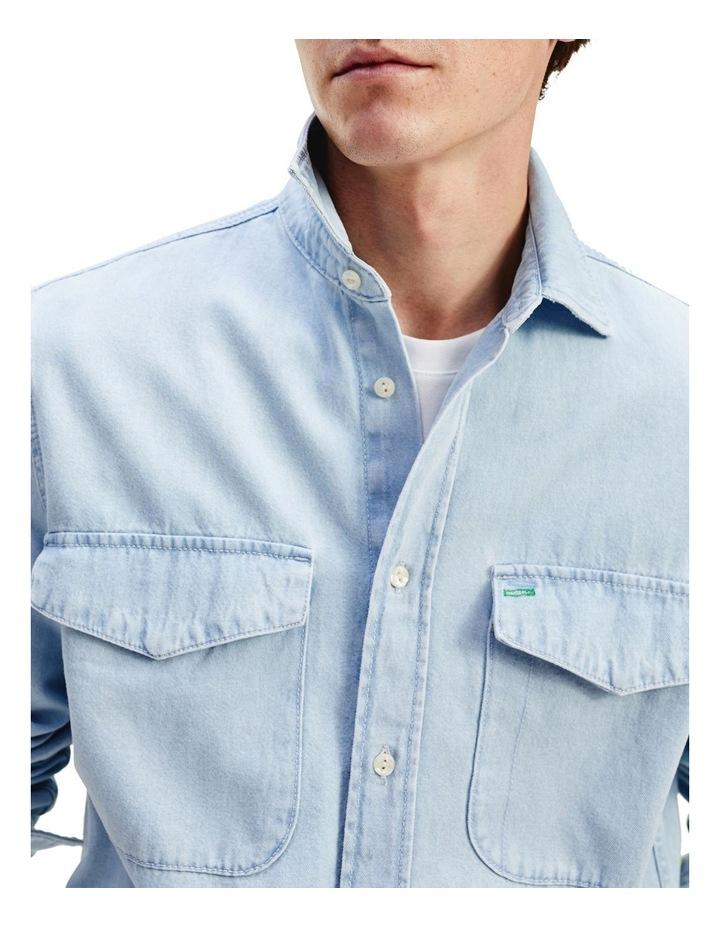 Pocket Organic Cotton Shirt image 6