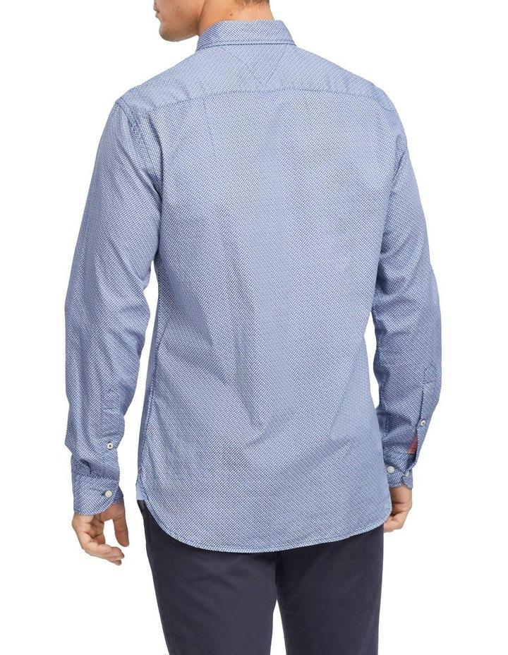 Mini Print Long Sleeve Shirt image 2