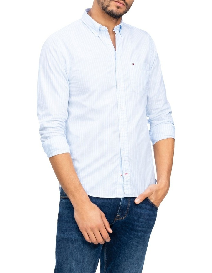 Slim Stripe Shirt image 1