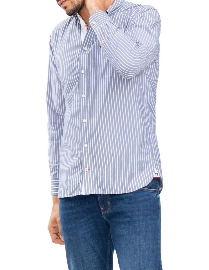 Poplin Stripe Shirt image 1