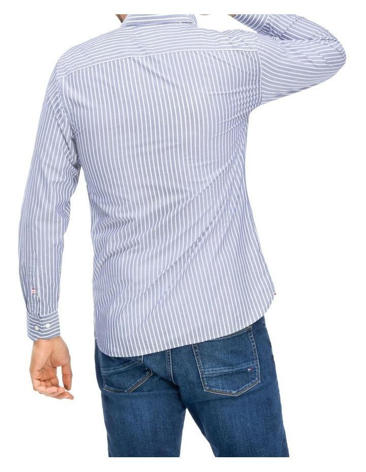 Poplin Stripe Shirt image 2