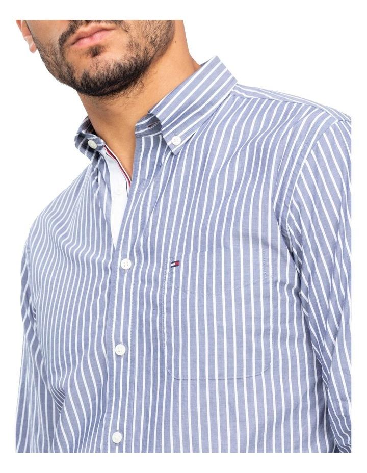 Poplin Stripe Shirt image 3