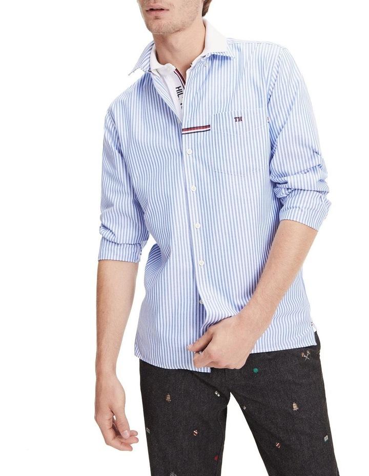 Regular Fit Ithaca Stripe Shirt image 1