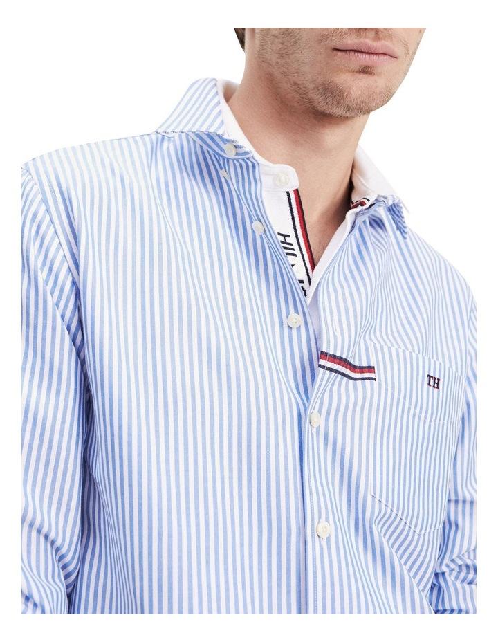 Regular Fit Ithaca Stripe Shirt image 4