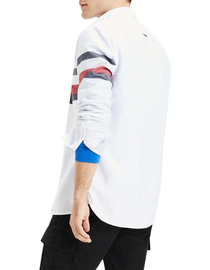 Slim Global Stripe Shirt image 2