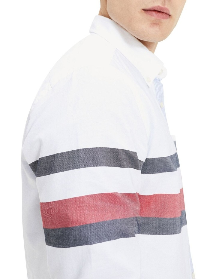 Slim Global Stripe Shirt image 5
