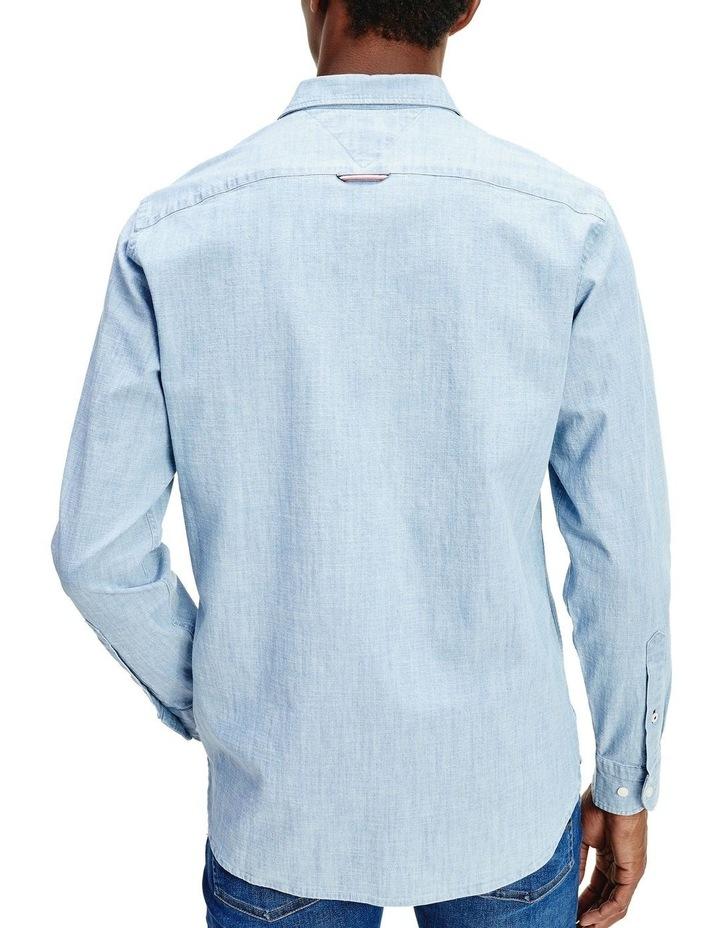 Flex Chambray Long Sleeve Shirt image 2