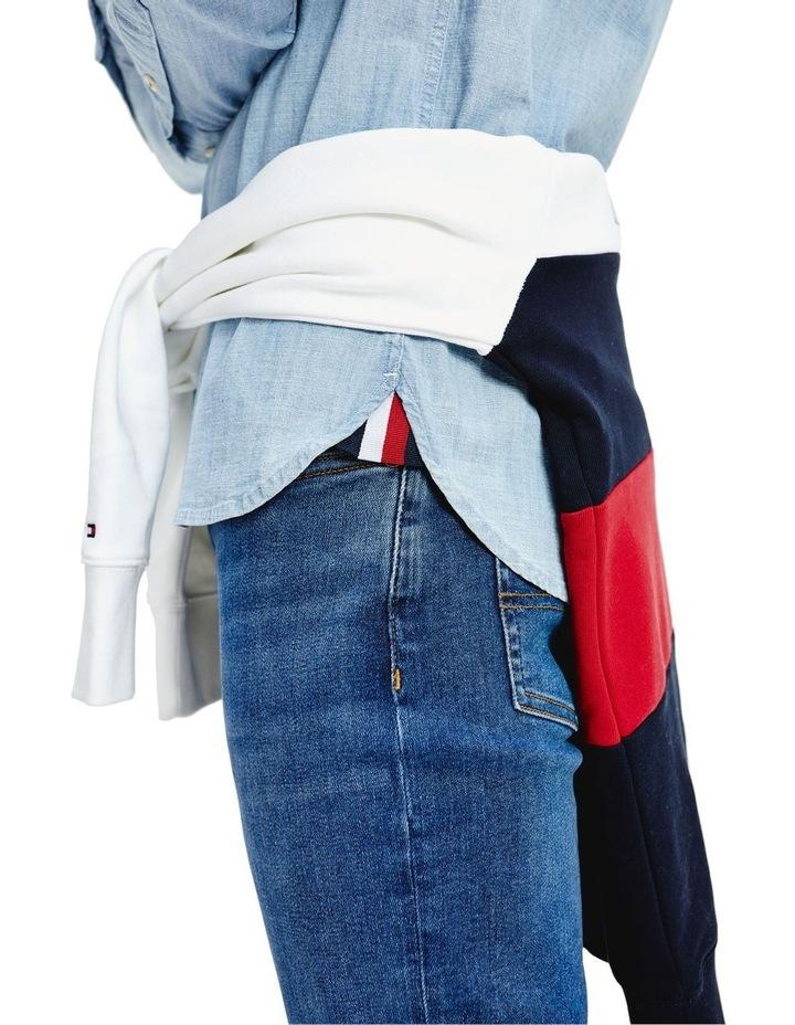Flex Chambray Long Sleeve Shirt image 3