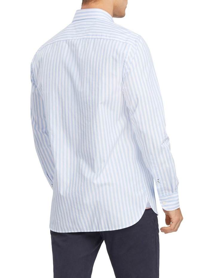 Wcc Textured Stripe Long Sleeve Shirt image 2