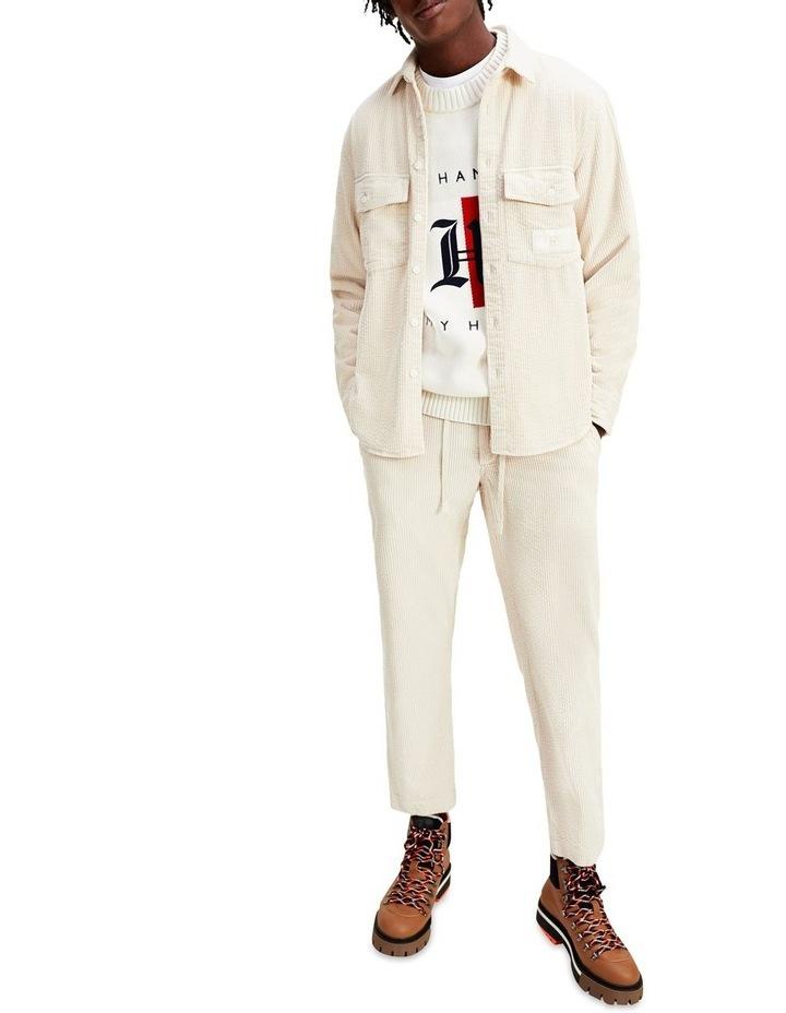 Lewis Hamilton Chunky Corduroy Shirt image 1