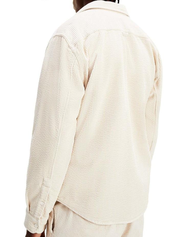 Lewis Hamilton Chunky Corduroy Shirt image 2