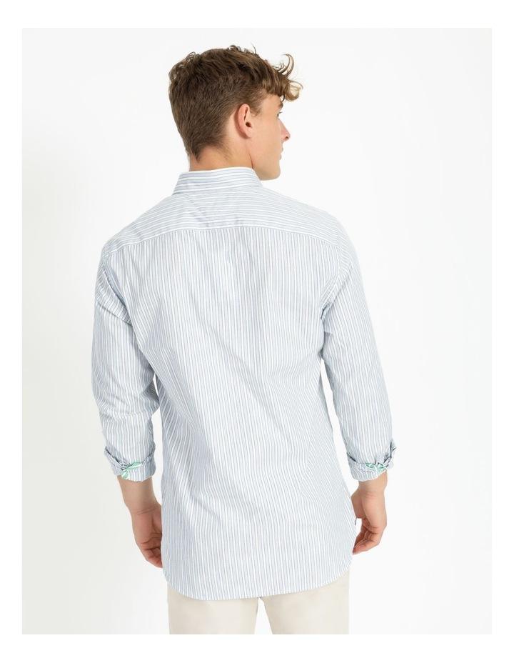 Bold Stripe Long Sleeve Shirt image 3