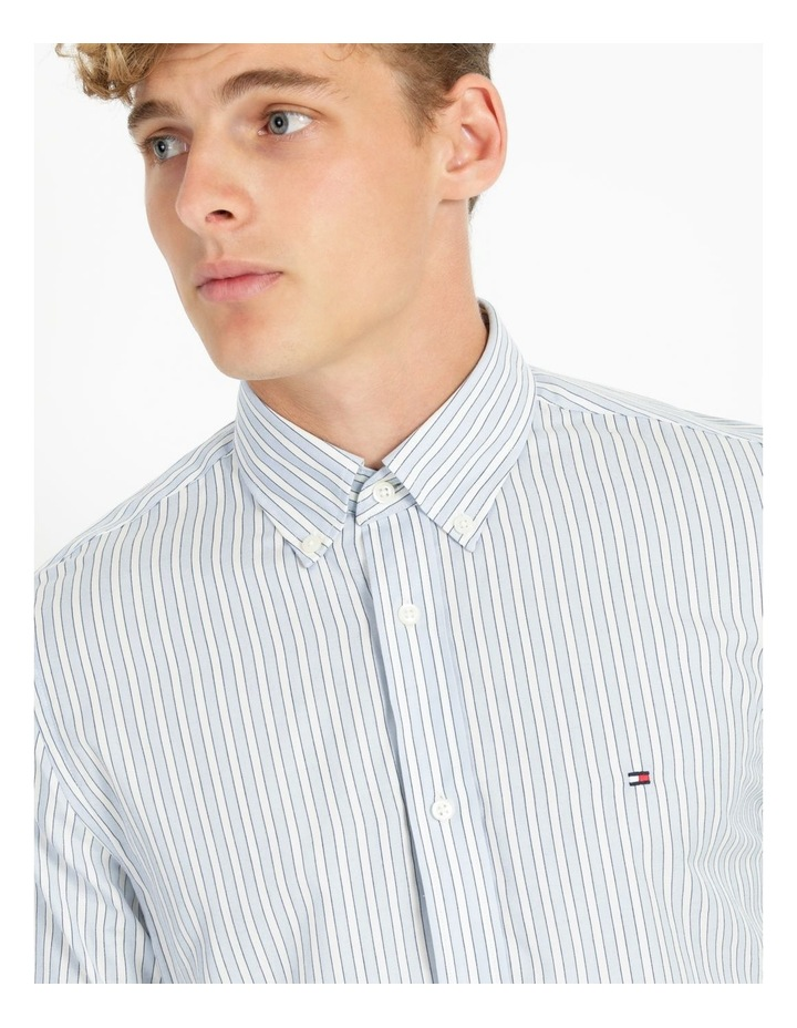 Bold Stripe Long Sleeve Shirt image 5