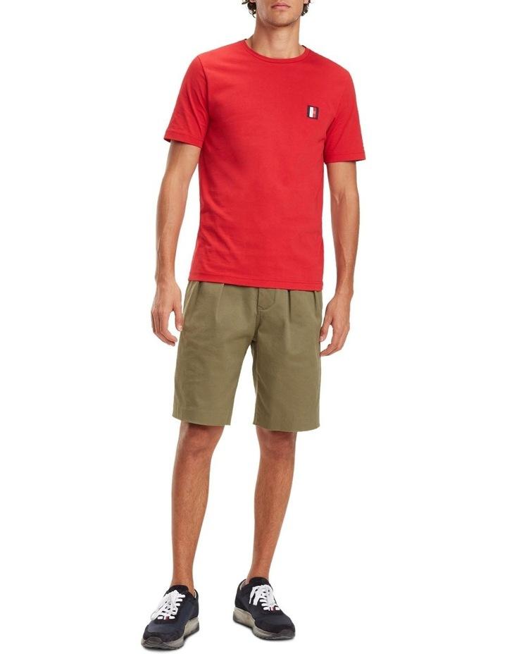 Monogram Patch Cotton T-Shirt image 2
