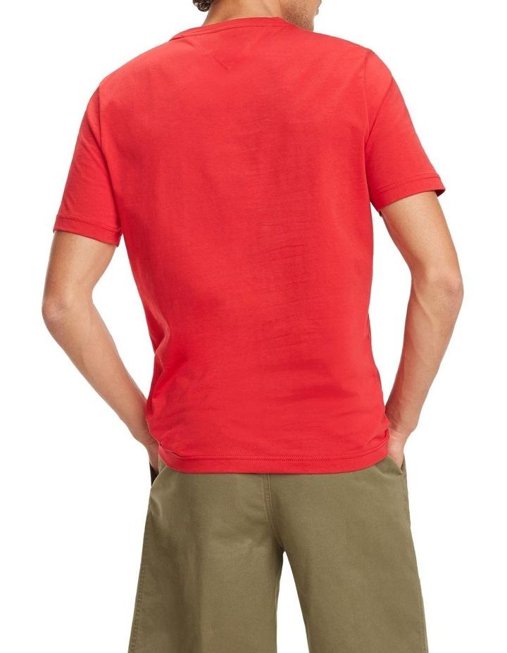 Monogram Patch Cotton T-Shirt image 3