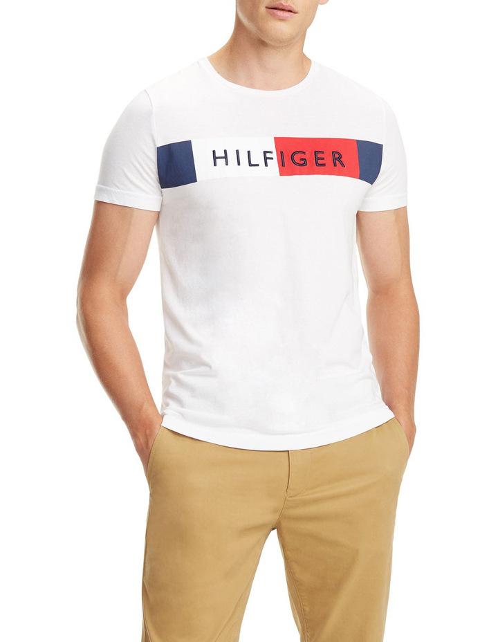 Colour-Blocked Flag T-Shirt image 1