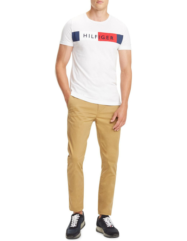 Colour-Blocked Flag T-Shirt image 3