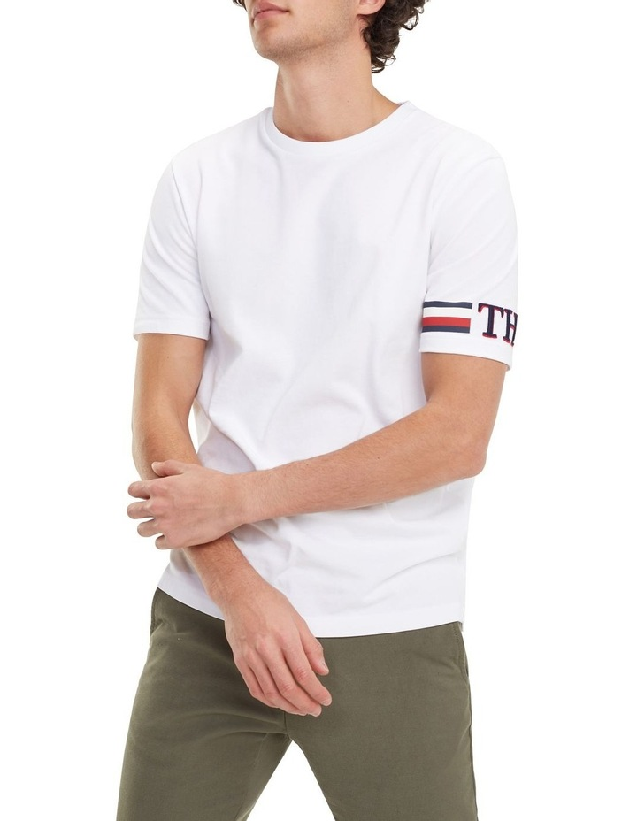 TH Monogram Relaxed Fit Tee image 1