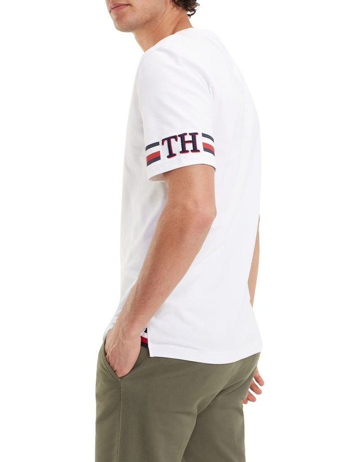 TH Monogram Relaxed Fit Tee image 2