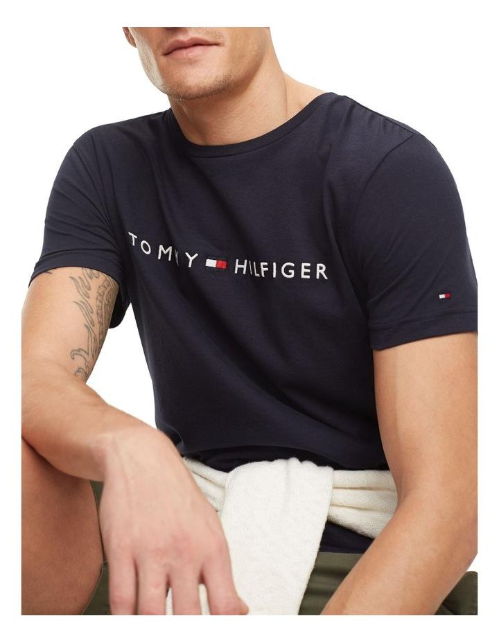 Im Tommy Logo Tee image 4