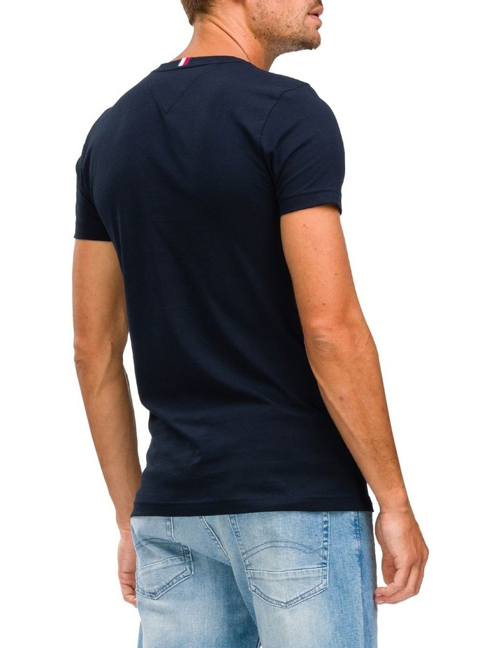 Crest Embroidery Tee image 2