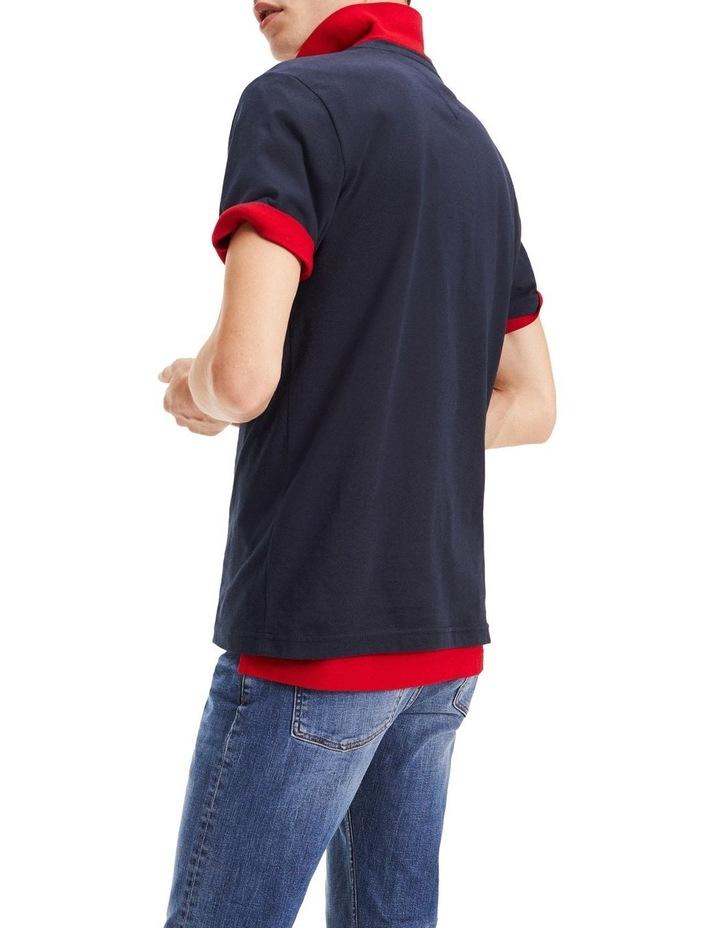 Regular Fit Organic Cotton Logo T-Shirt image 2