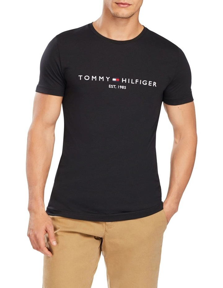 Tommy Logo Tee image 1