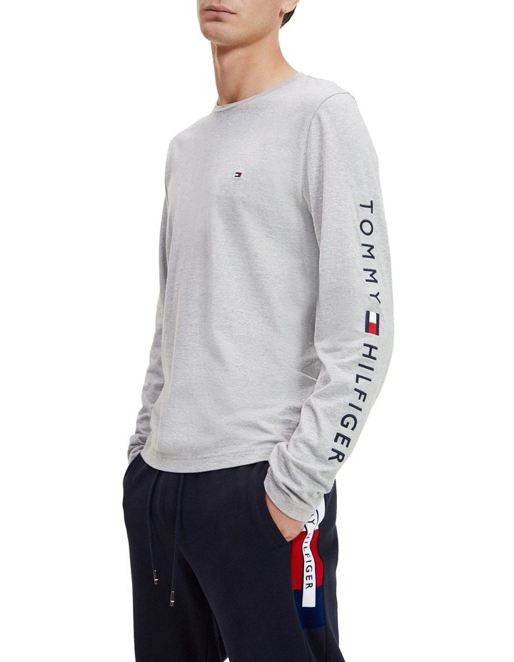 Tommy Logo Long Sleeve Tee image 1