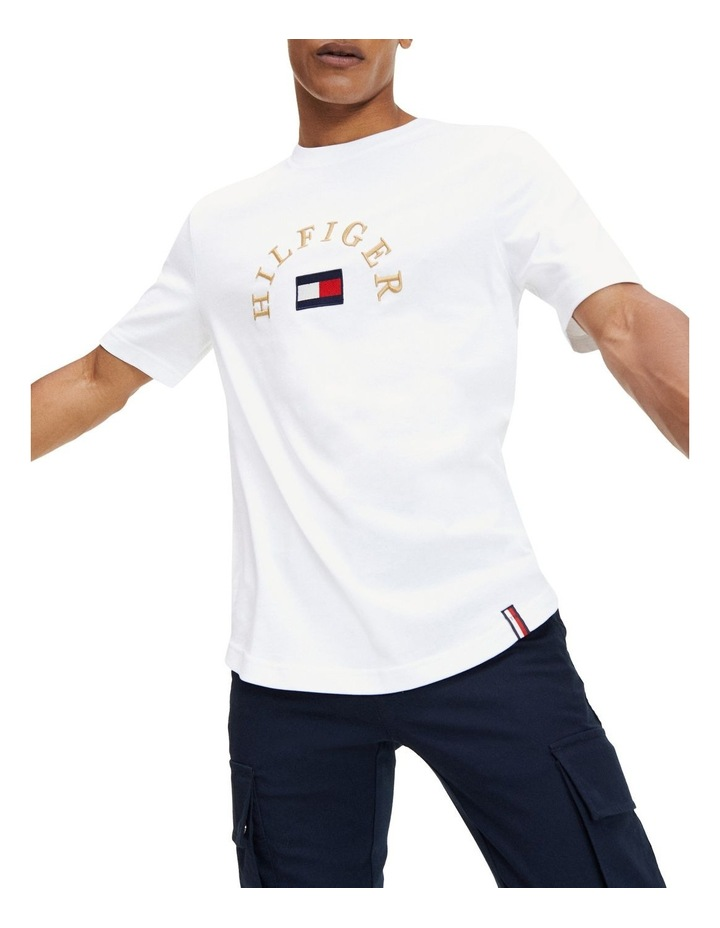 Relaxed Fit Organic Cotton T-Shirt image 1